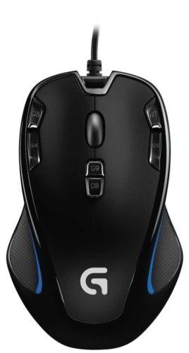 Mouse da gioco Logitech G300s