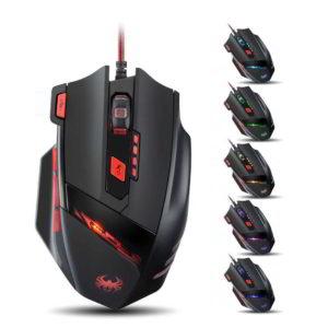 Esempio di mouse da gaming prodotto da VicTsing