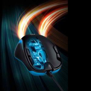 Simulazione 3d dei componenti interni del G300s