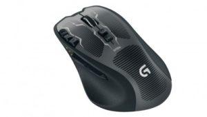 mouse senza fili logitech g700s fascia alta