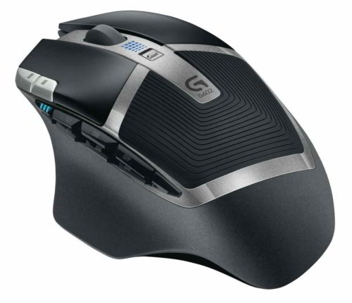 Mouse gaming wireless G602 Logitech