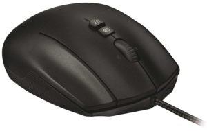 click frontali e rotellina del mouse da gaming G600 della Logitech
