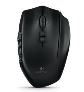 Vista aerea mouse g600 logitech