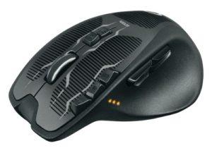 vista dettagliata tasti programmabili mouse gioco logitech g700 s