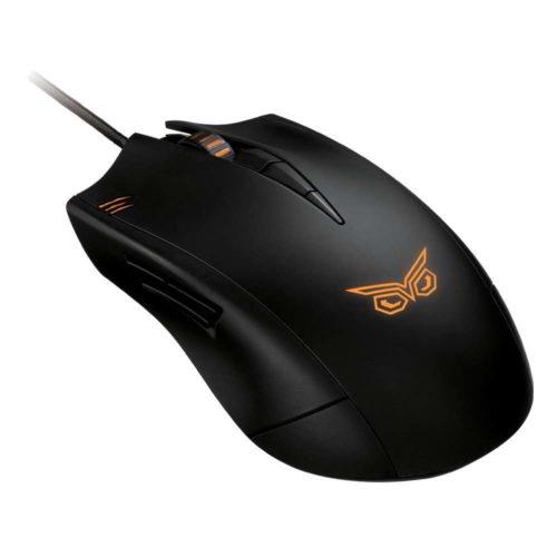 mouse da gaming asus strix claw dark edition