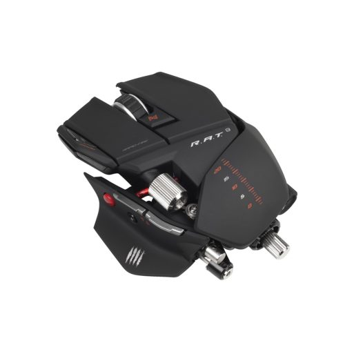 mouse da gaming rat 9 mad catz