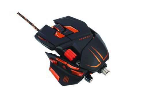 mouse mad catz mmo 7