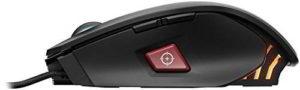 tasto laterale mouse corsair m65 pro rgb